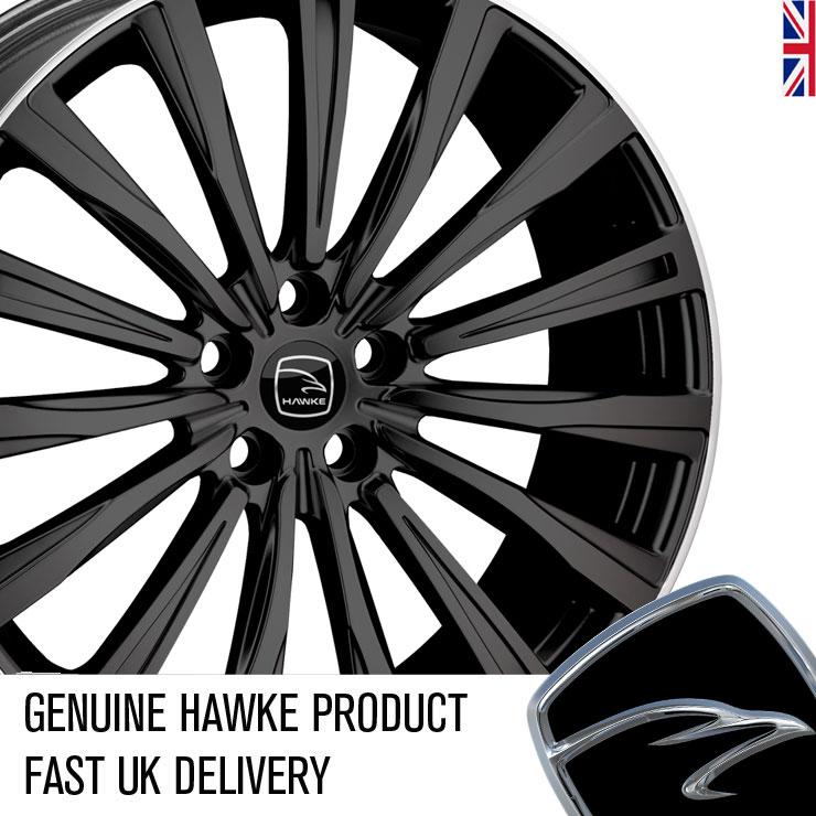 4 Anillos espita de aluminio para adaptarse a las ruedas de Range Rover Sport Descubrimiento a 2