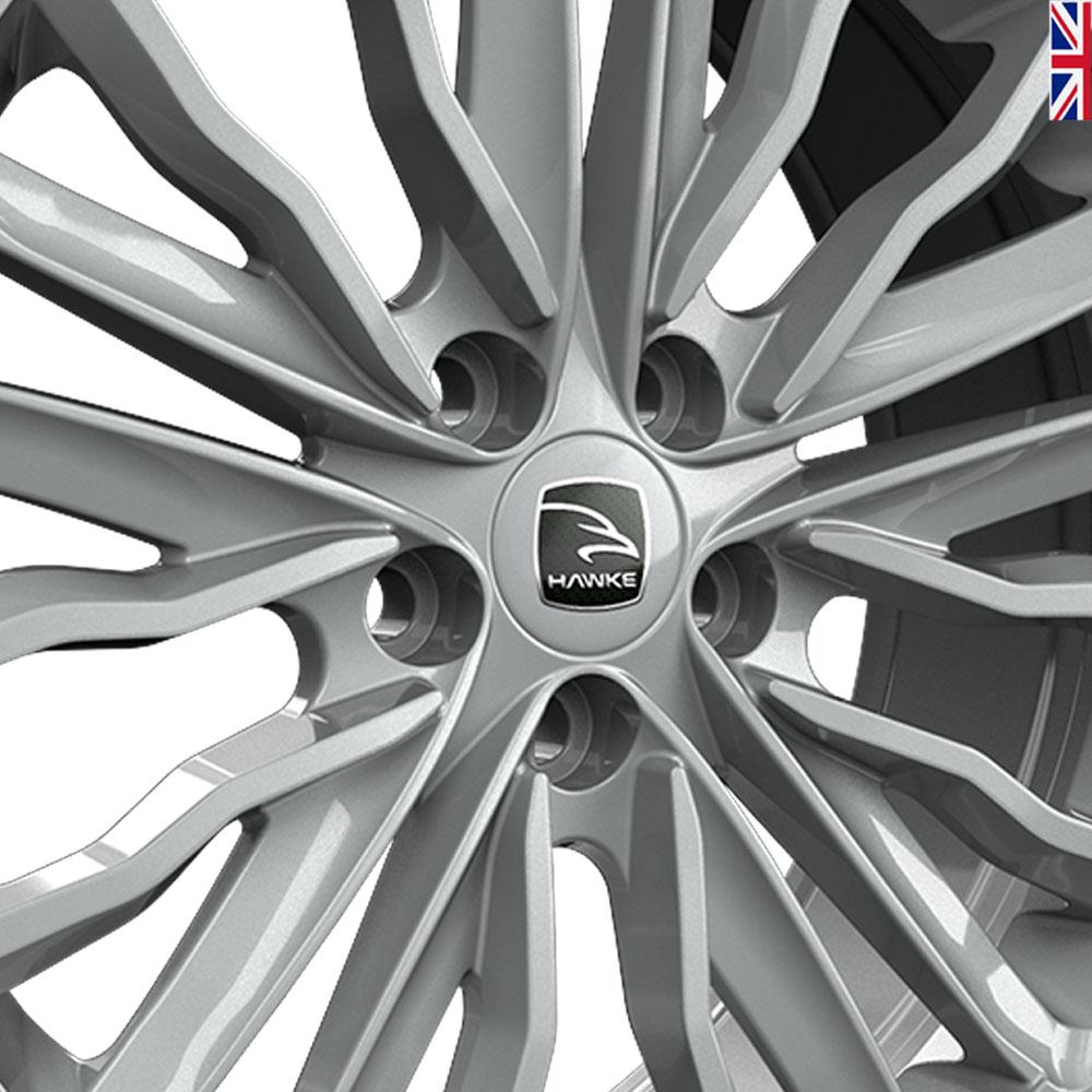 Pernos Collares se ajusta Land Rover Range Rover A VW T5 T6 Aleación Rueda Espaciadores 15mm